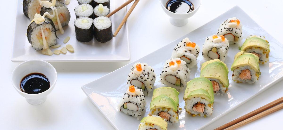 Sushi – Ricetta e piccolo manuale d'istruzioni