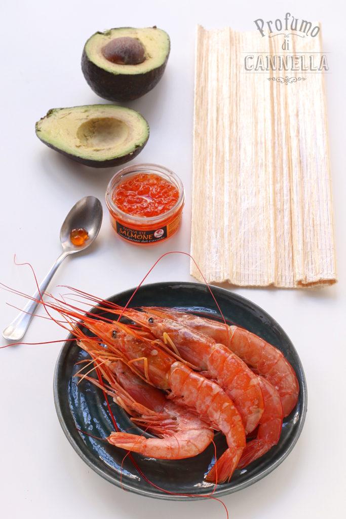 Ikura - uova di salmone