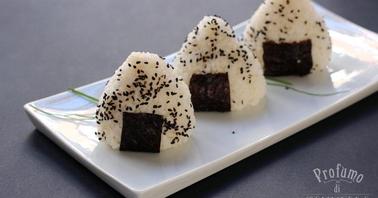 Onigiri – la ricetta per prepararli a casa