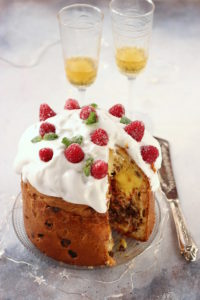 Panettone zuppa inglese