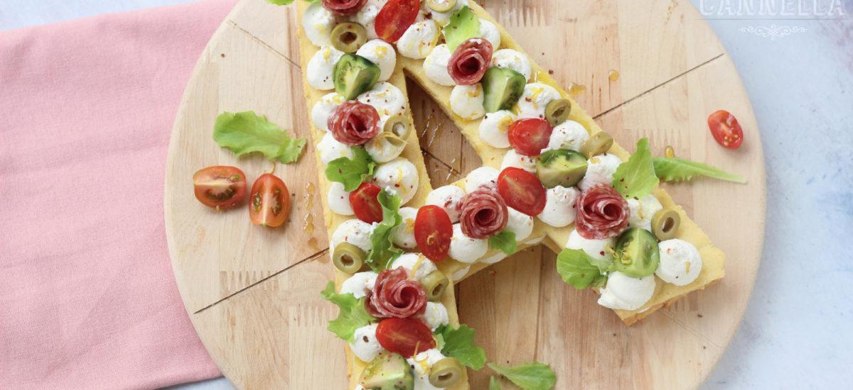 Cream tart salata – A come Anna, A come Amelia