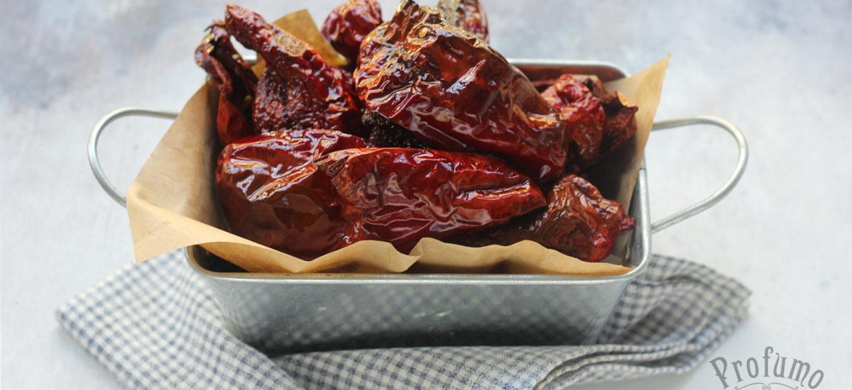 Peperoni cruschi – oro rosso lucano