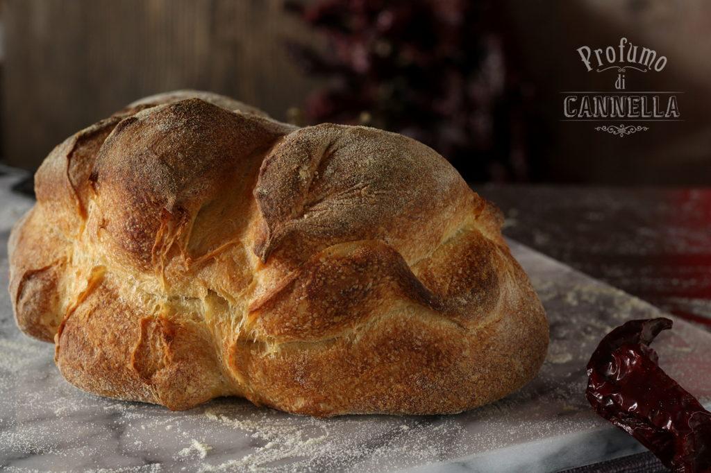 Formatura del pane di Matera