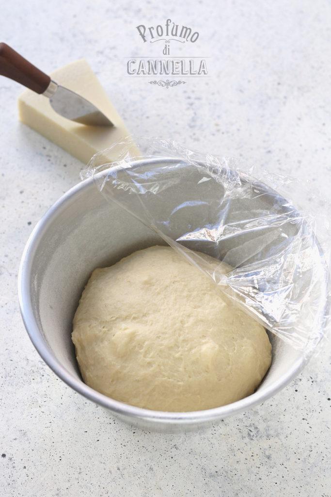 Ricetta della torta al formaggio umbra