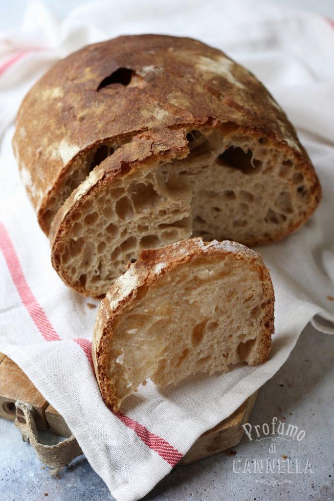 Pane fatto in casa con farina 2