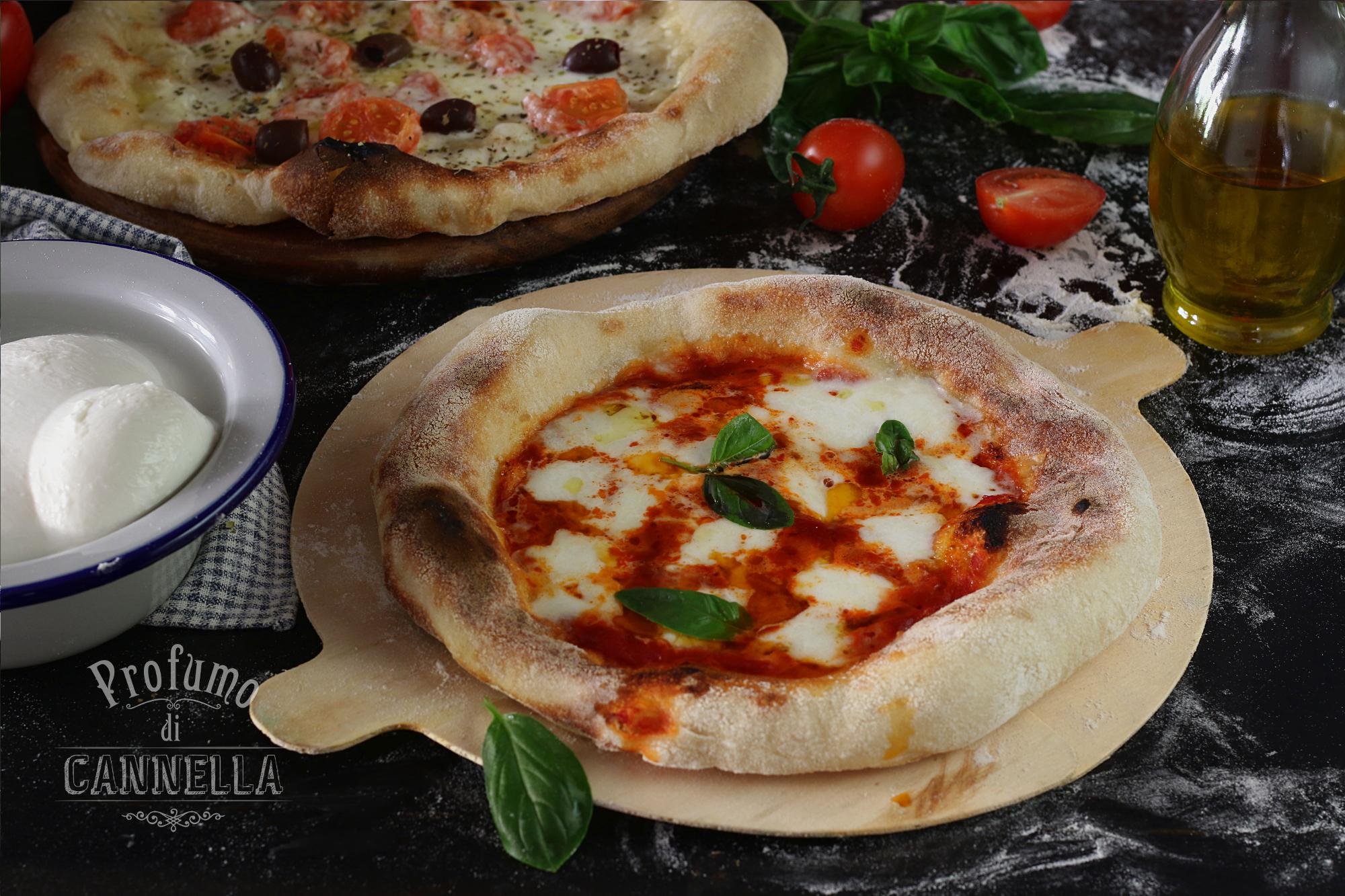Ricetta Impasto Pizza Napoletana Forno Elettrico.Pizza Napoletana Ricetta E Consigli Per La Cottura Profumo Di Cannella