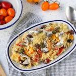 Cuscus ai pomodorini e alici – sapore mediterraneo