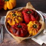 Peperoni ripieni – le papaccelle napoletane mbuttunate