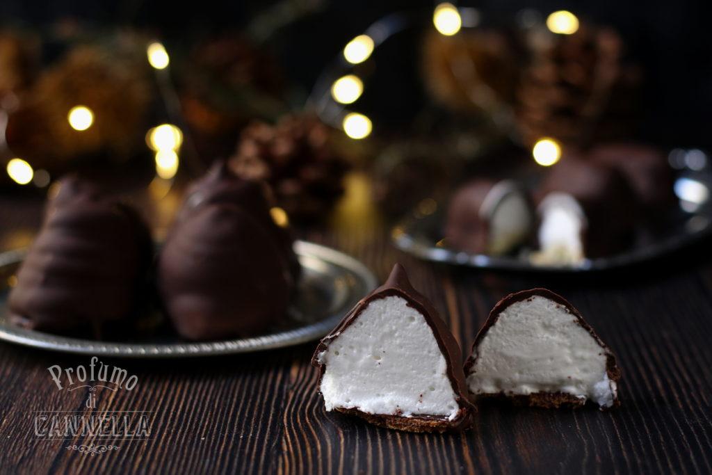 Moretti di cioccolato fatti in casa