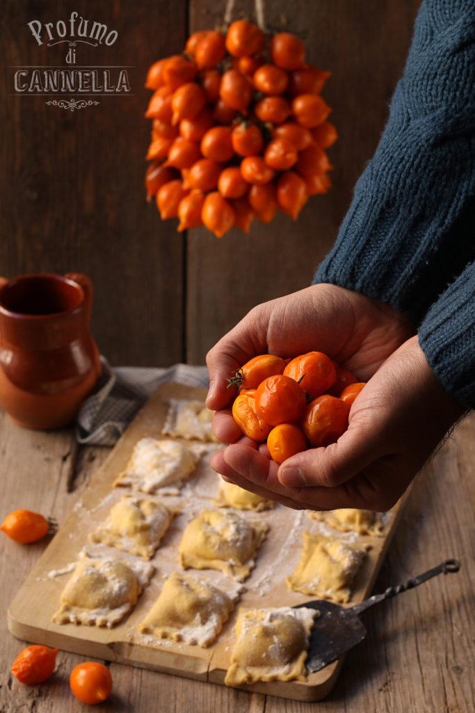 Pomodorini del piennolo del Vesuvio