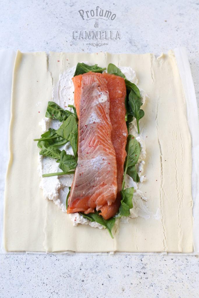 Ricetta del salmone al forno