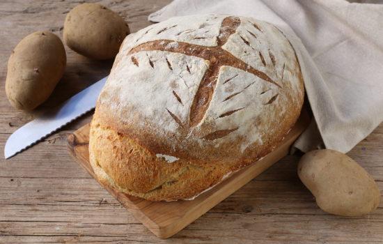 Pane di patate – con mollica soffice e saporita