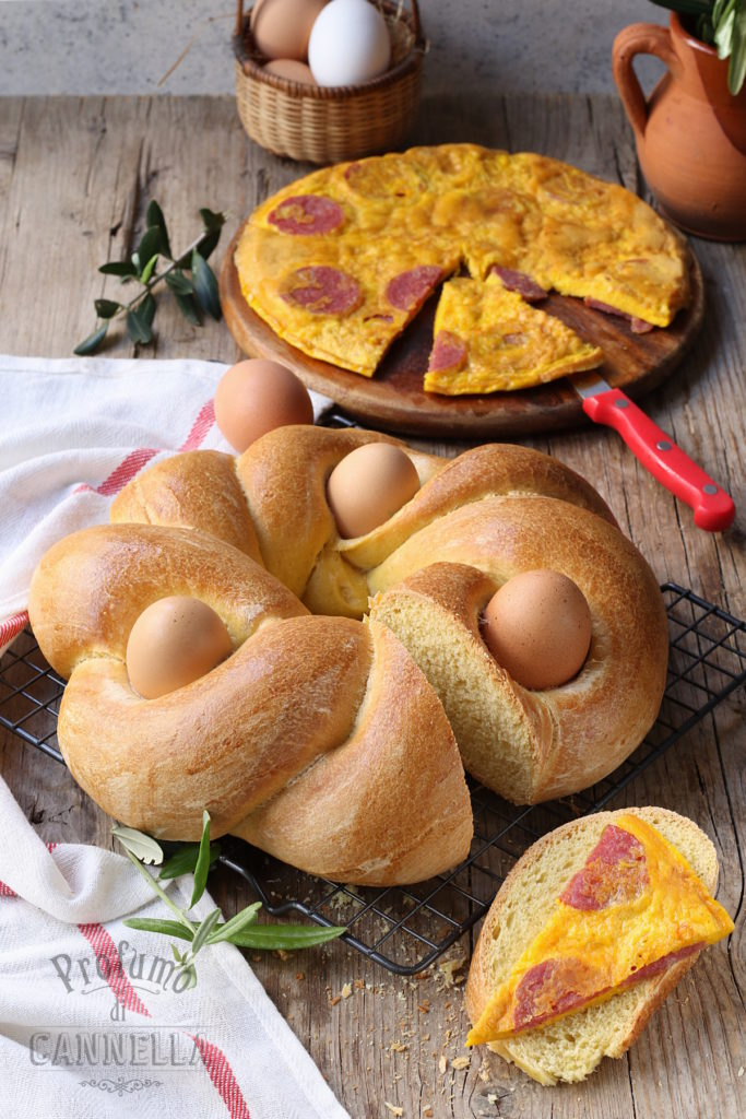 Pane intrecciato