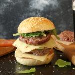 Burger buns all'olio – doppio hamburger, doppio piacere!