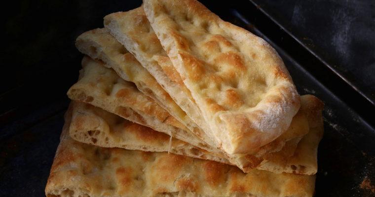 Pizza bianca romana – la ricetta per farla in casa