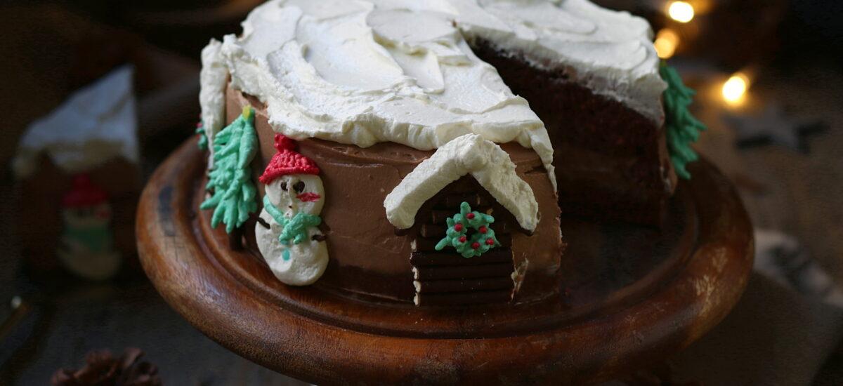 Torta di Natale – dolce casalingo e semplicissimo