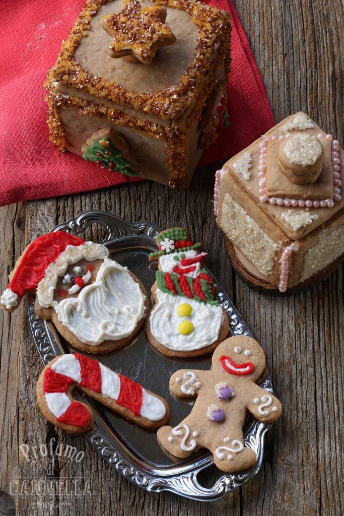 biscotti di Natale alla nocciola