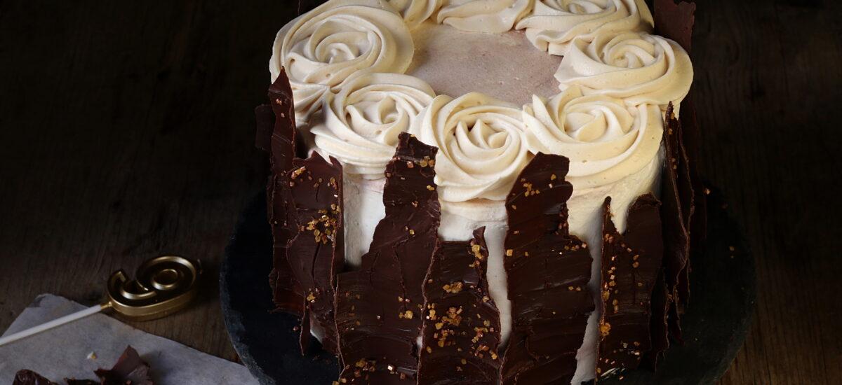 Torta girella – ispirata ai boschi di Harry Potter