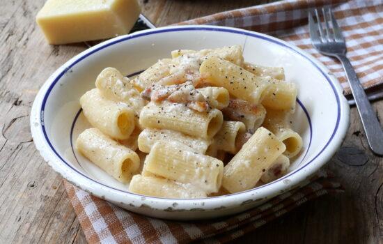 Pasta alla gricia – irresistibile amatriciana bianca