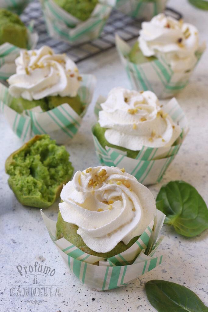 Muffin salati decorati