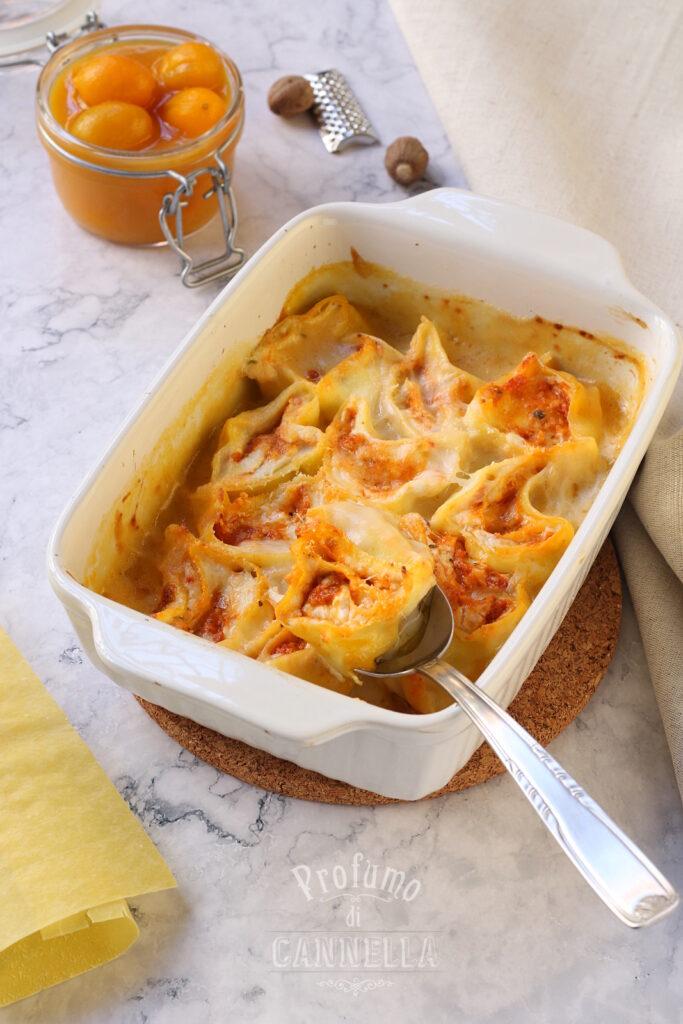 girelle di lasagna