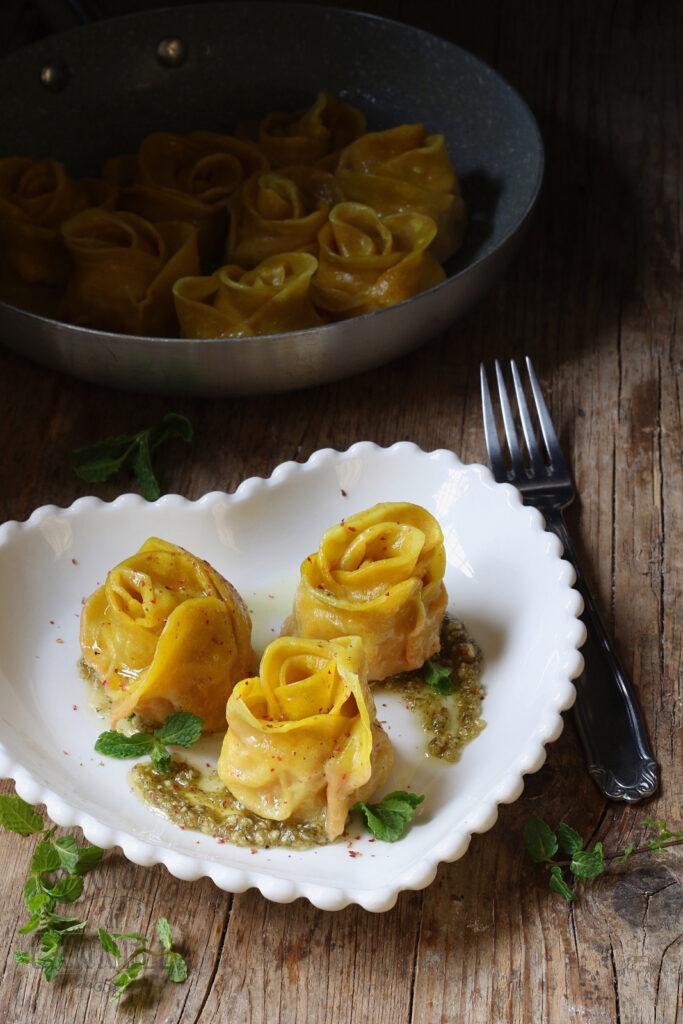 rose di ravioli
